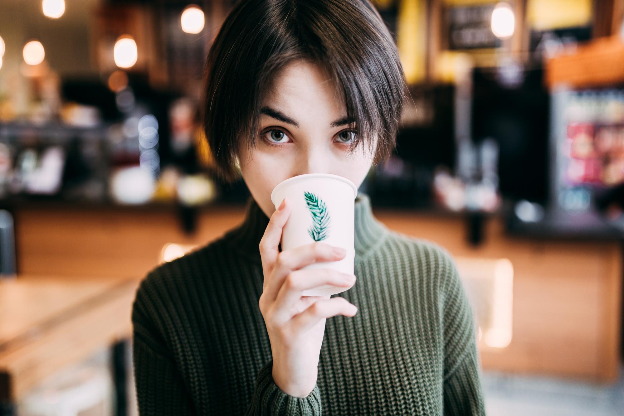 Бумажный стаканчик — угроза для планеты