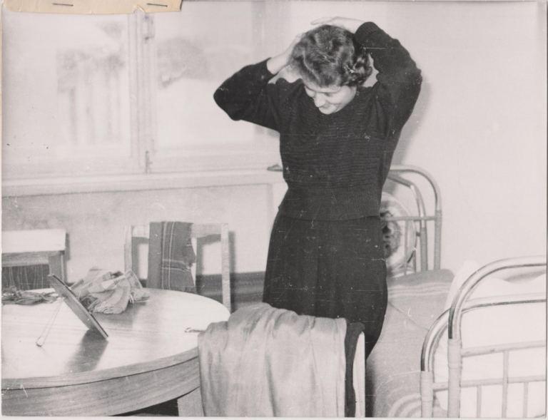 1960-е годы, общежитие ДВГУ