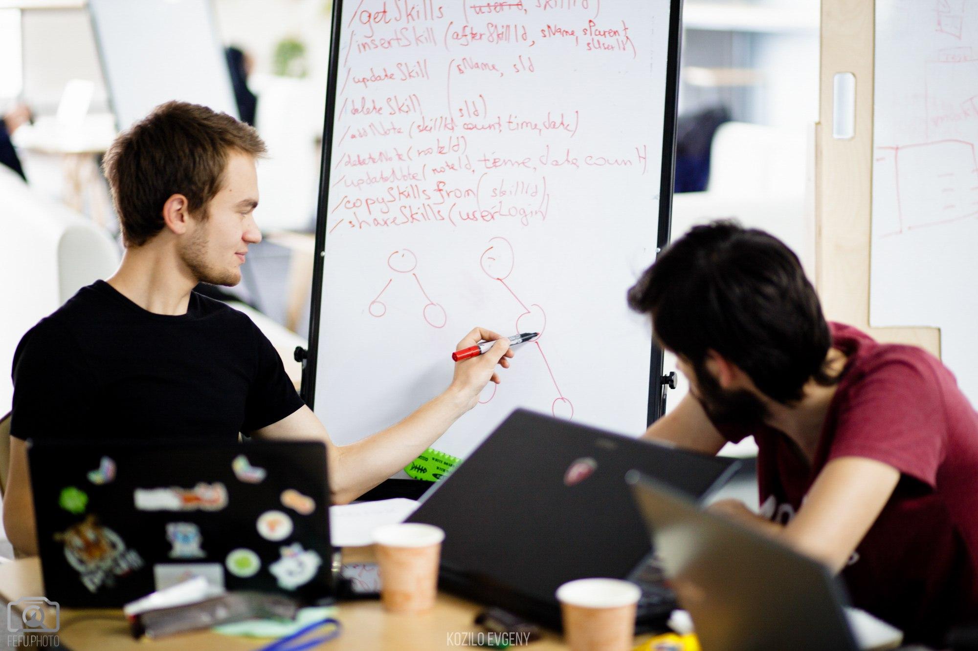 Первокурсники запустили в ДВФУ клуб «Маяк» для начинающих программистов и веб-дизайнеров