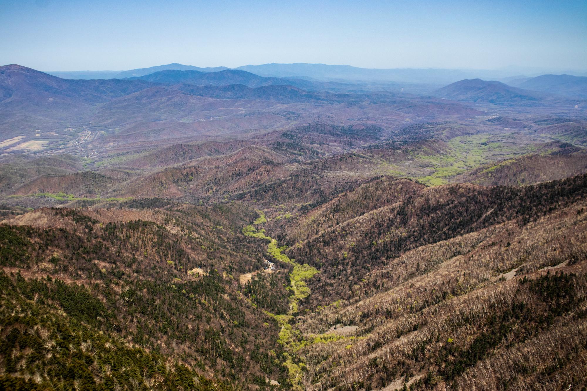 История «Ливадийской конференции» или как проходит посвящение студентов в горах Приморья