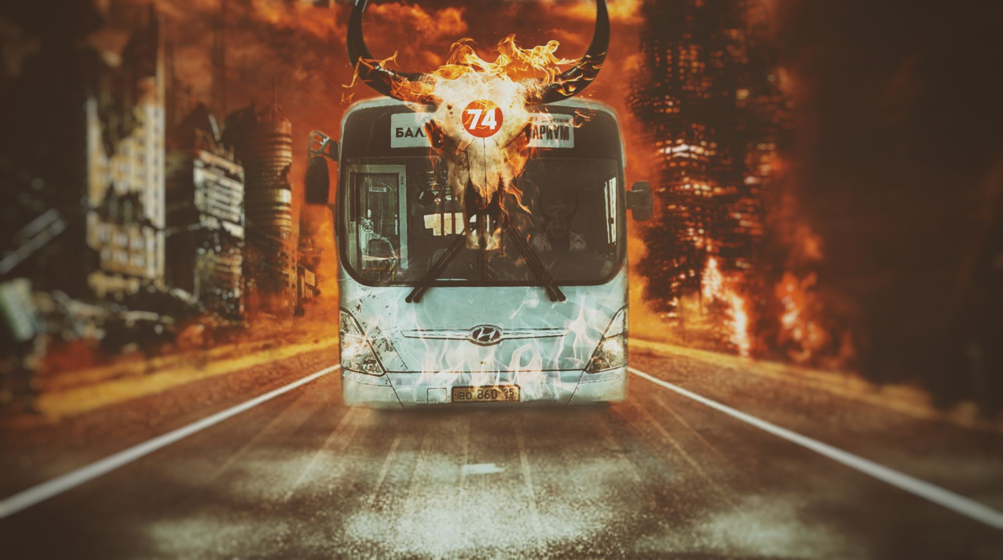 Автобусная «поэма» Ивана Пчёлкина. Кто лучший в рейтинге городских маршрутов до кампуса ДВФУ