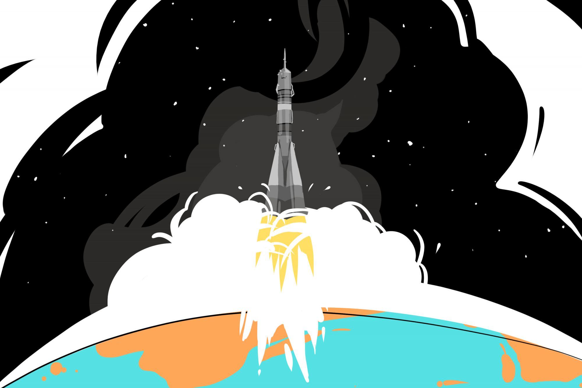 «Космическая» история Акселя