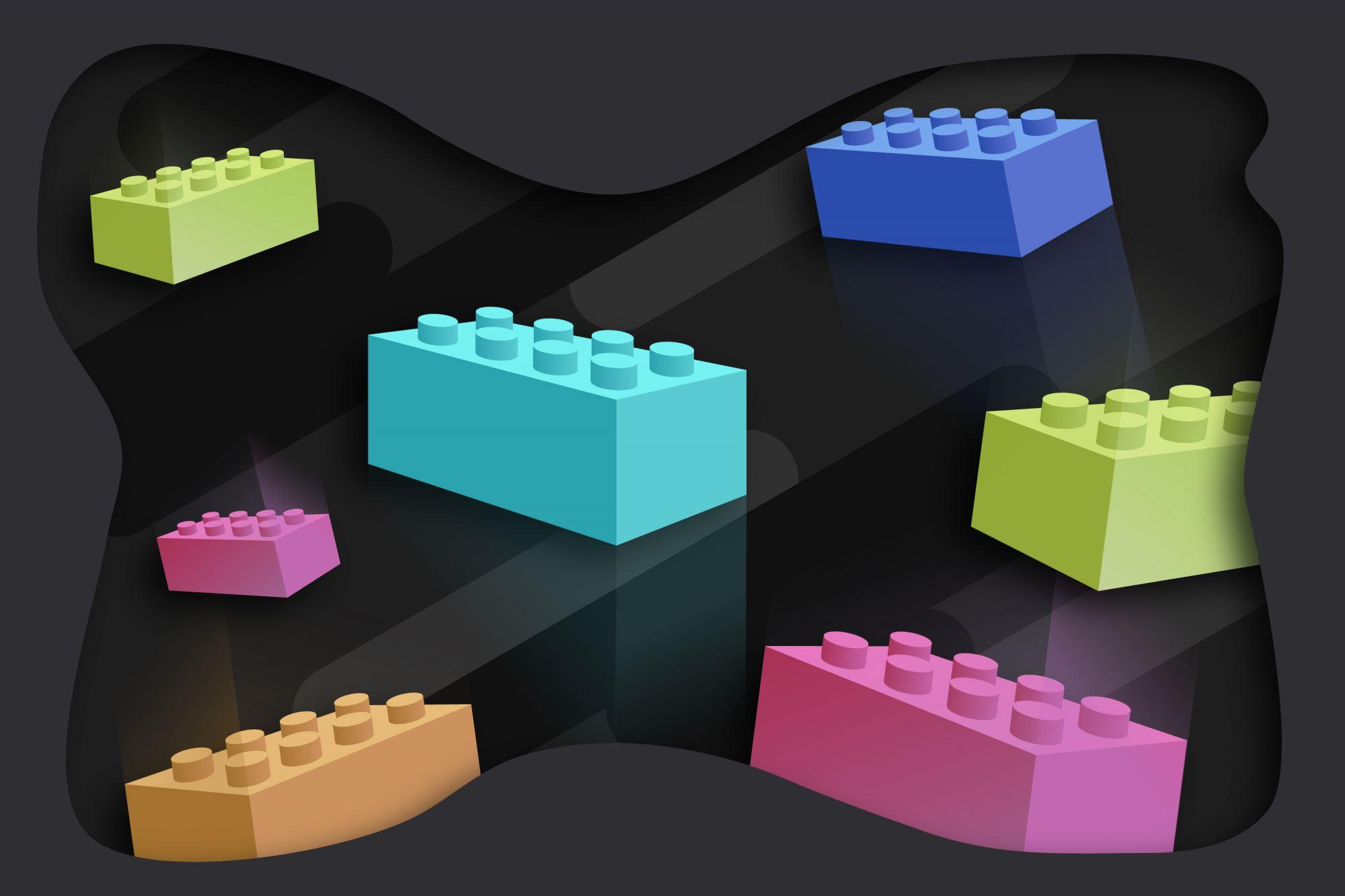 LEGO для геймдева